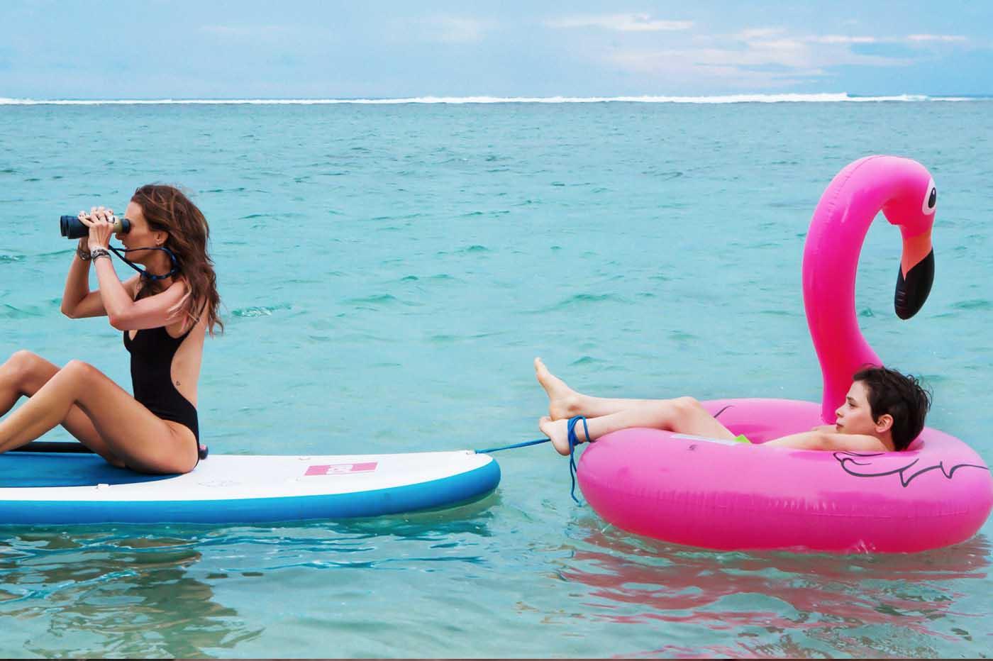 Crítica Vacaciones con mamá