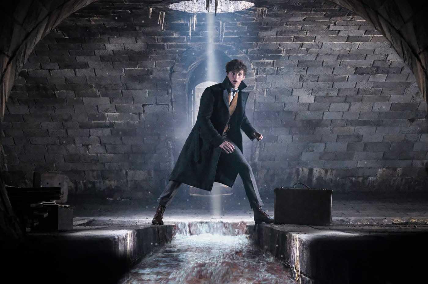 Crítica Animales fantásticos: los crímenes de Grindelwald