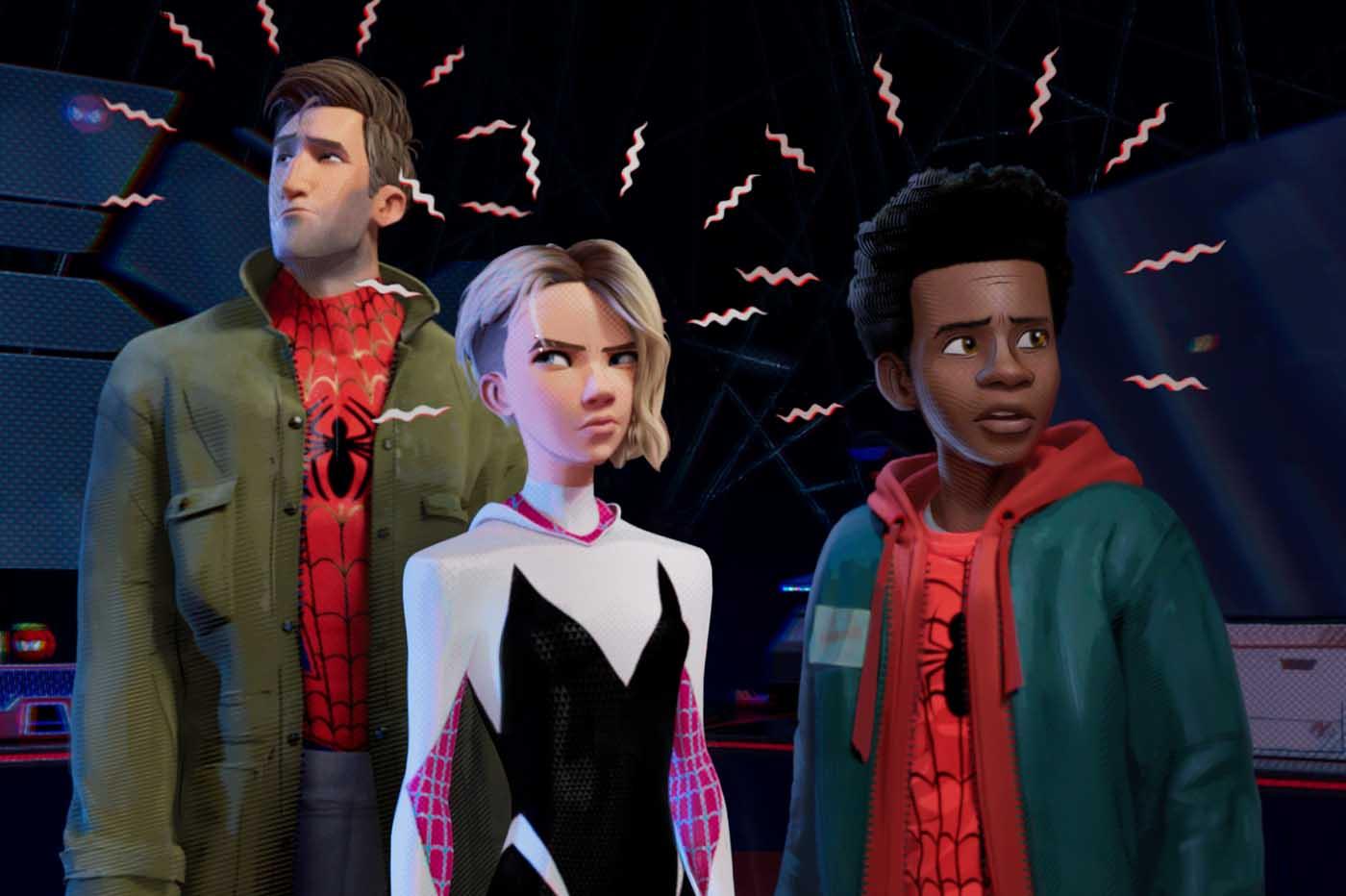 Crítica Spider-Man: un nuevo universo