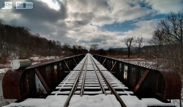 Rail Road Tressel - Berkshire NY