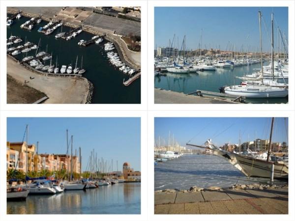Ports plaisance narbonnaise