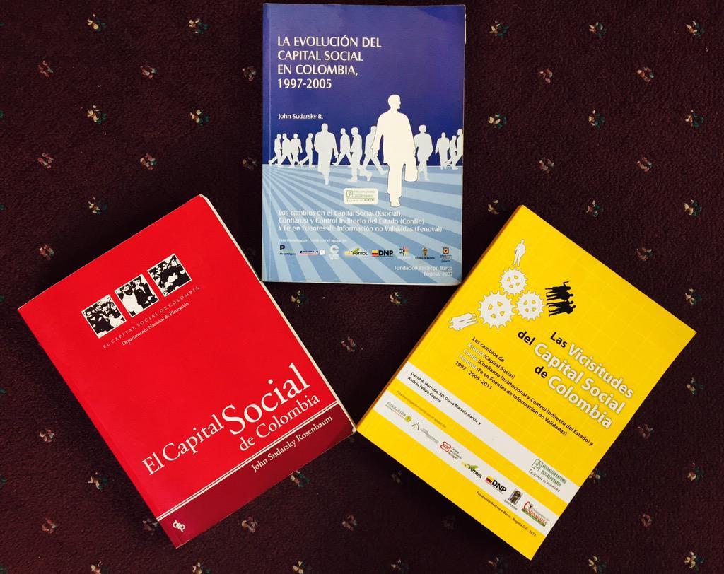 libros capital social