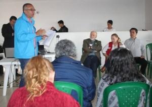 Delegados Localidad