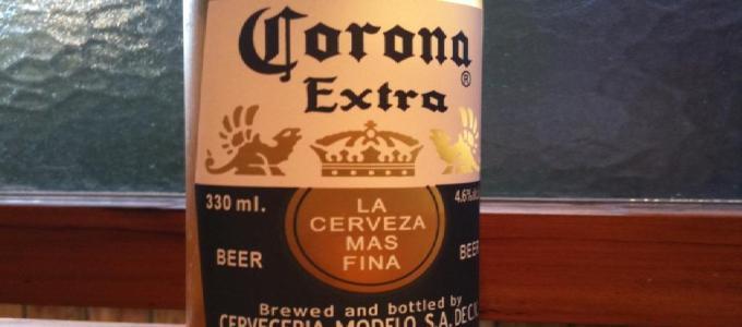 Icy Cold Corona