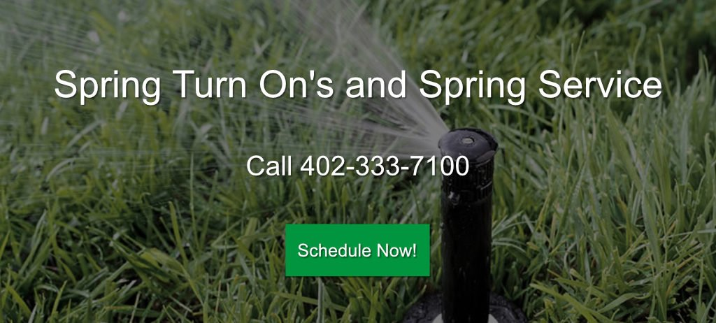 Omaha Sprinkler Service Repair Controlled Rain - residential service contracts