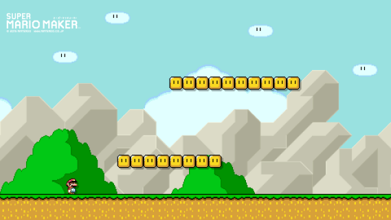 how to make your own super mario game