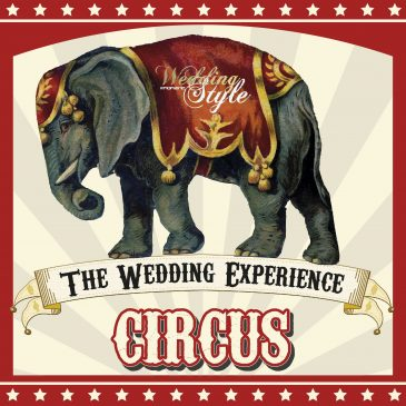 "Decoramos el CIRCO de ""The Wedding Experience"" en IFEMA"