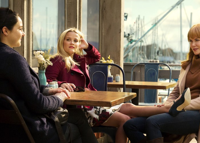 Big Little Lies, entre dramas do universo feminino