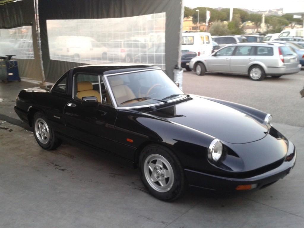 1992 Alfa Romeo Spider 1 6 For Sale Auto Electrical Wiring Diagram Mito