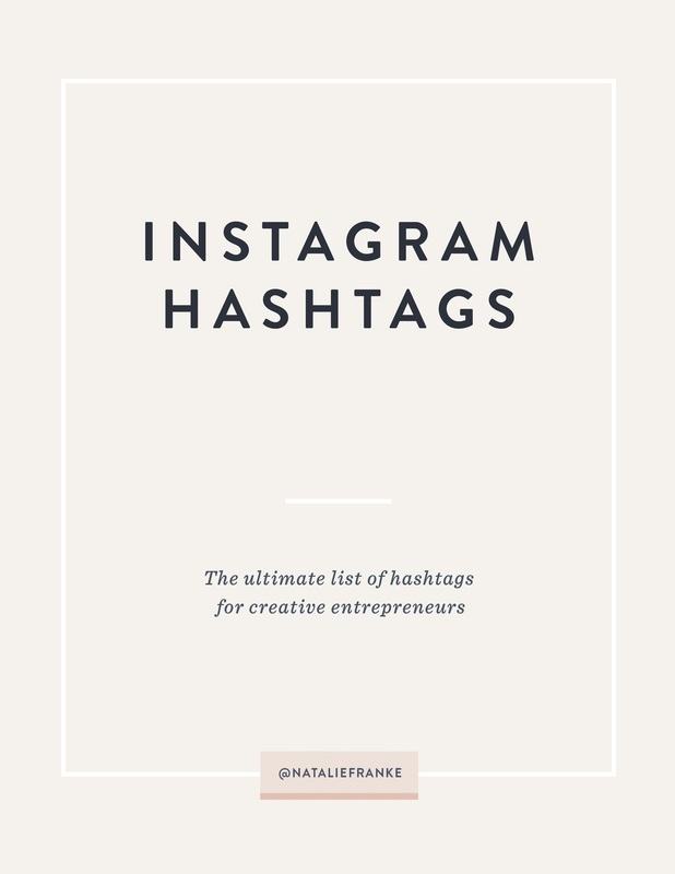 Instagram Hashtag Glossary for Creatives - how to create resume