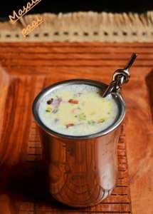 Masala milk recipe, how to make masala milk