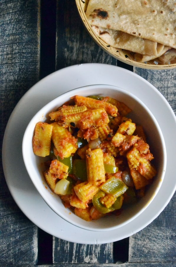 baby corn stir fry recipe 2