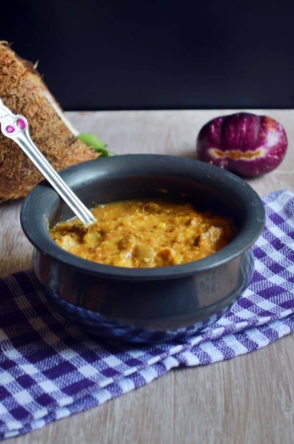 kathrikai pitali recipe3