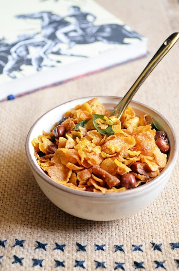cornflakes mixture recipea