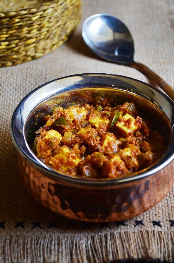 paneer tawa masala recipe2