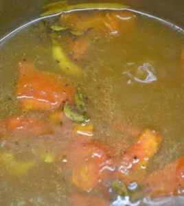 pepper rasam step6