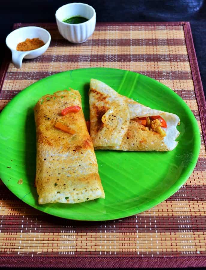 vegetable masala dosa recipe1