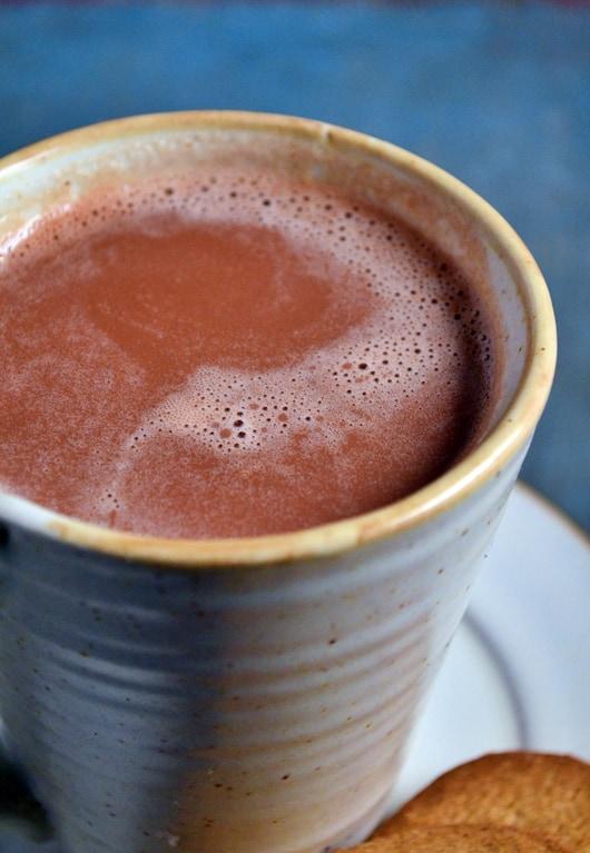 nutella hot chocolate recipe.3