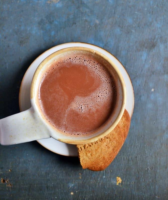 nutella hot chocolate recipe4