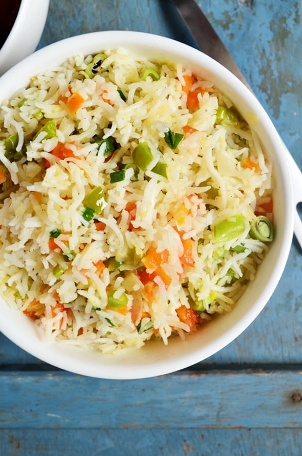 Indian recipes easy rice