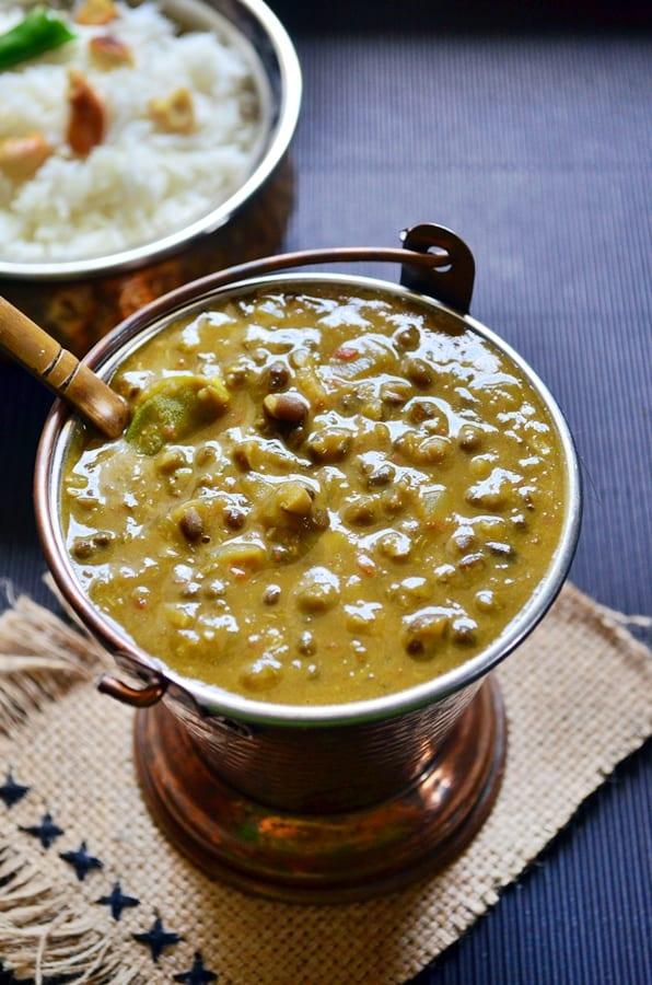 Restaurant style dal makhani recipe4