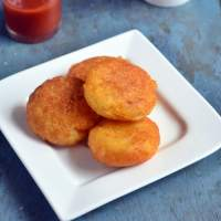 Aloo tikki recipe | Aloo tikki recipe without bread crumbs