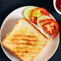 Bombay grilled sandwich recipe | Bombay sandwich recipe | Indian street food recipes