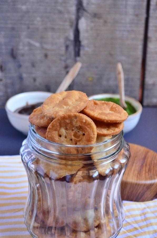 how to prepare pani puri in tamil