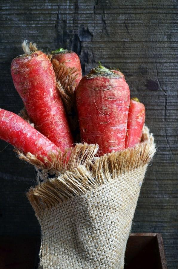 sweet delhi carrots for carrot halwa recipe