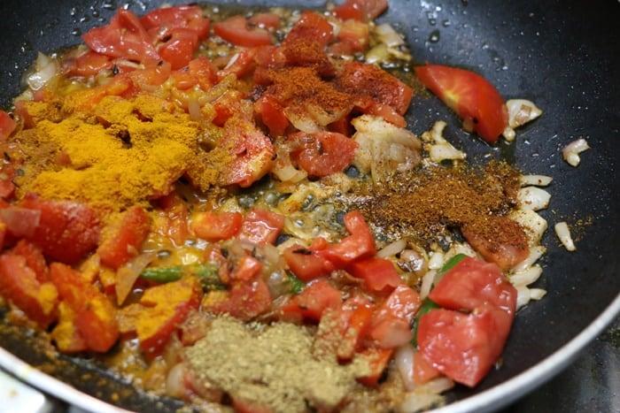 bhindi masala step6