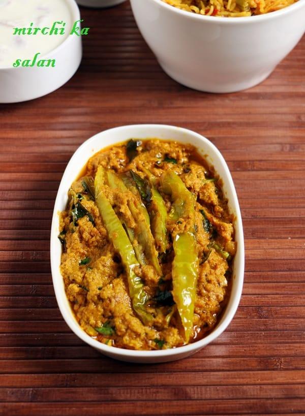 mirchi ka salan recipe c