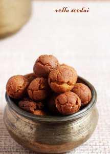 Vella seedai recipe | How to make vella seedai recipe
