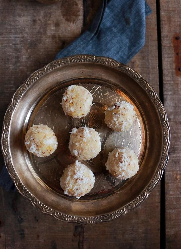 coconut ladoo recipe b