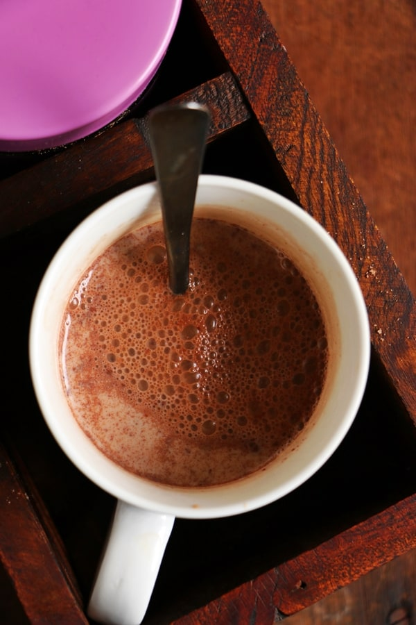 hot chocolate mix recipe d