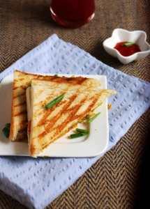 Onion sandwich recipe | Easy snack recipes