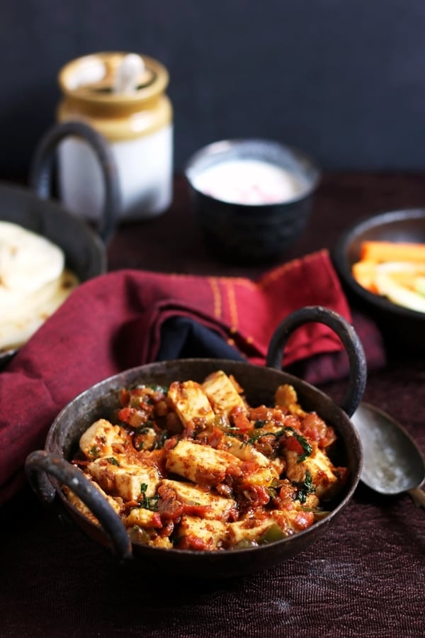 paneer masala recipe a