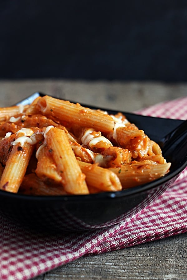 roasted red pepper pasta recipe c