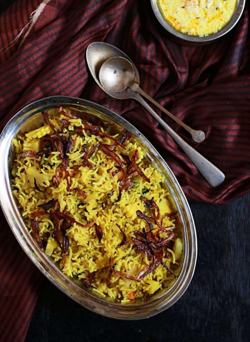Tahiri recipe