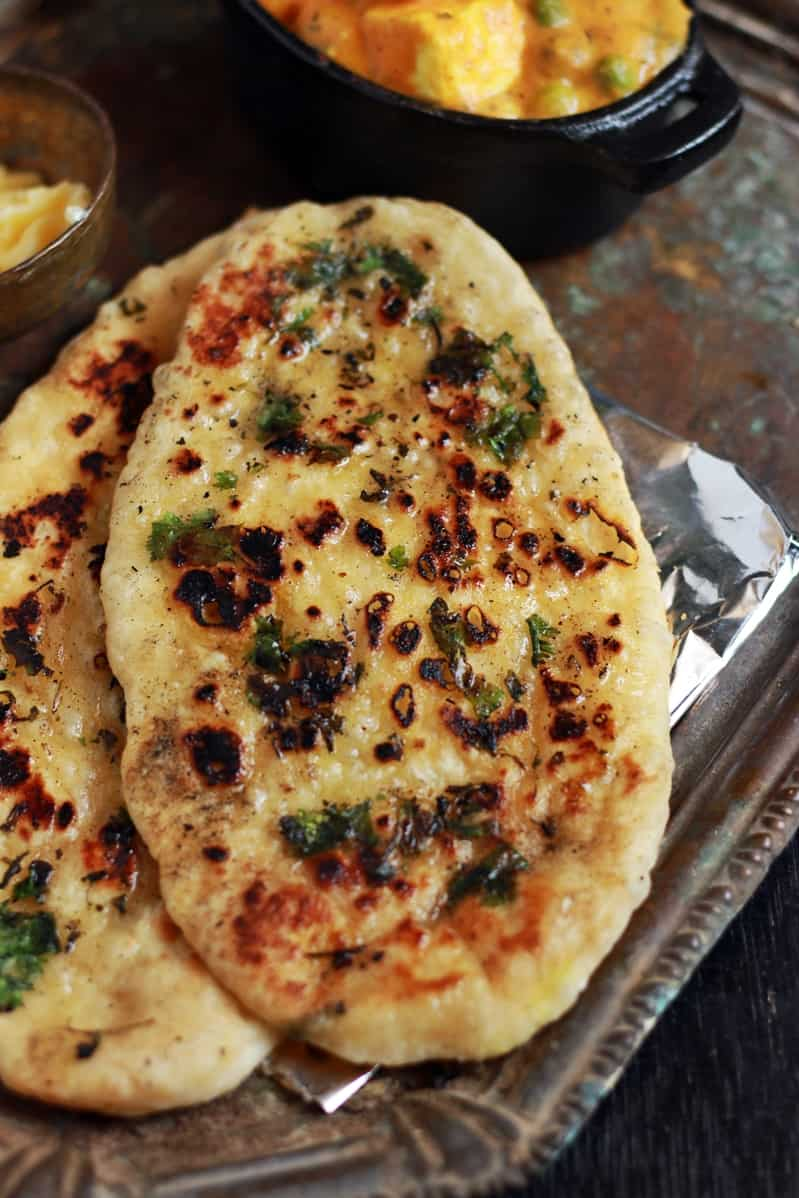 butter naan recipe d