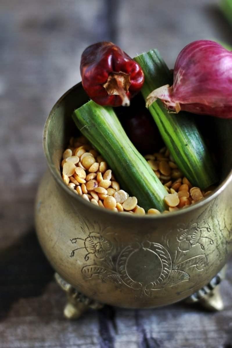 murungakkai sambar recipe d