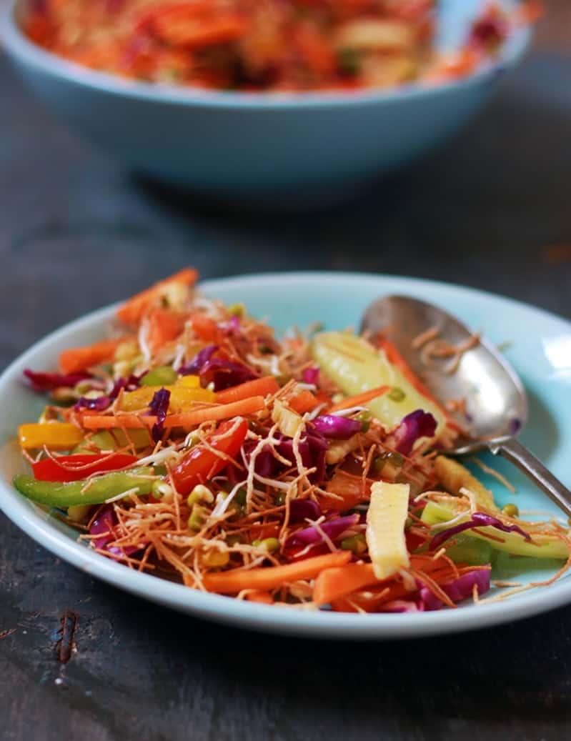 vg crisp salad recipe a