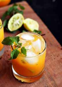 Mango mojito recipe, how to make mango mojito | Mango recipes
