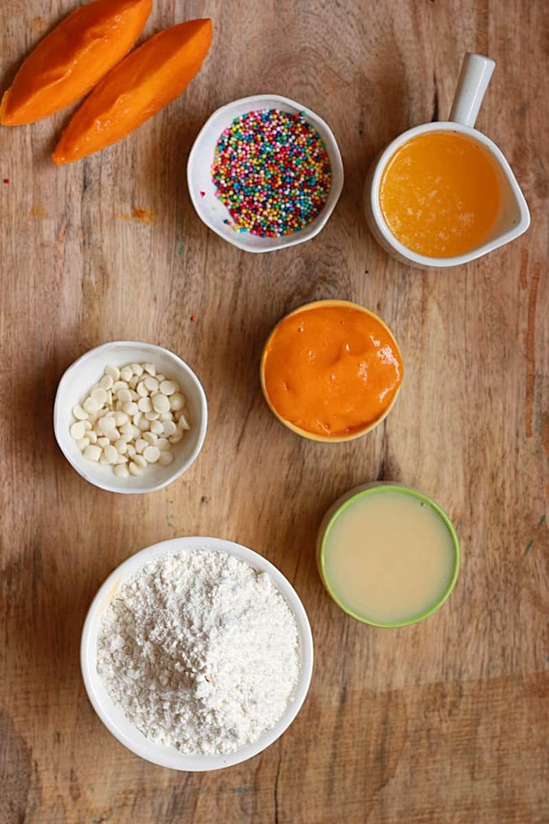 mango muffin recipe a