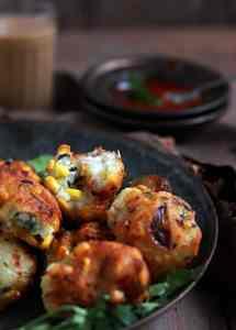 corn fritters recipe a