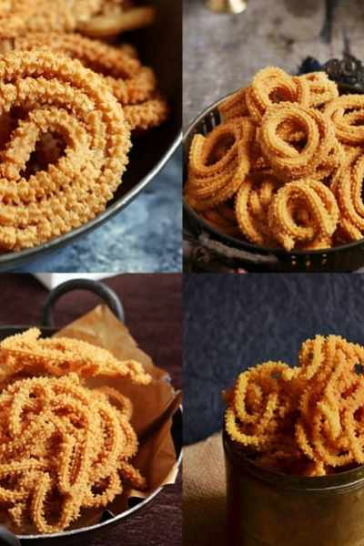 Easy murukku recipes for Diwali 2016.