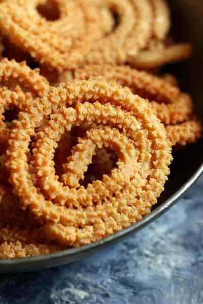 Verkadalai murukku recipe | Diwali 2016 snack recipes