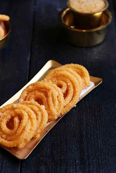 Sago murukku recipe | Jawarisi murukku recipe | Diwali 2016 snack recipes