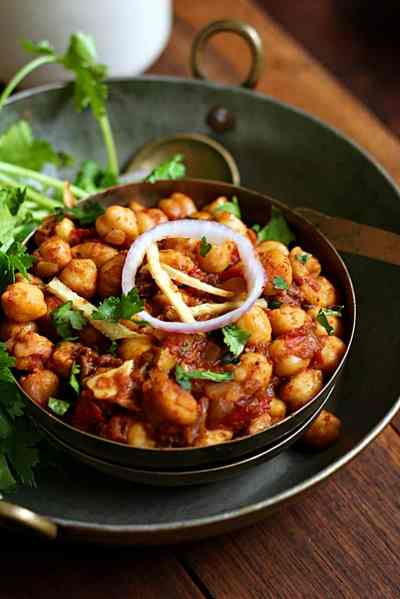 Punjabi chole recipe | How to make chole masala recipe
