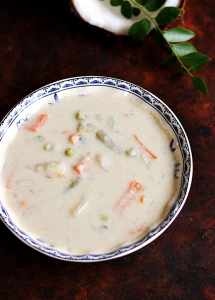 Vegetable stew recipe | Vegetable stew for appam