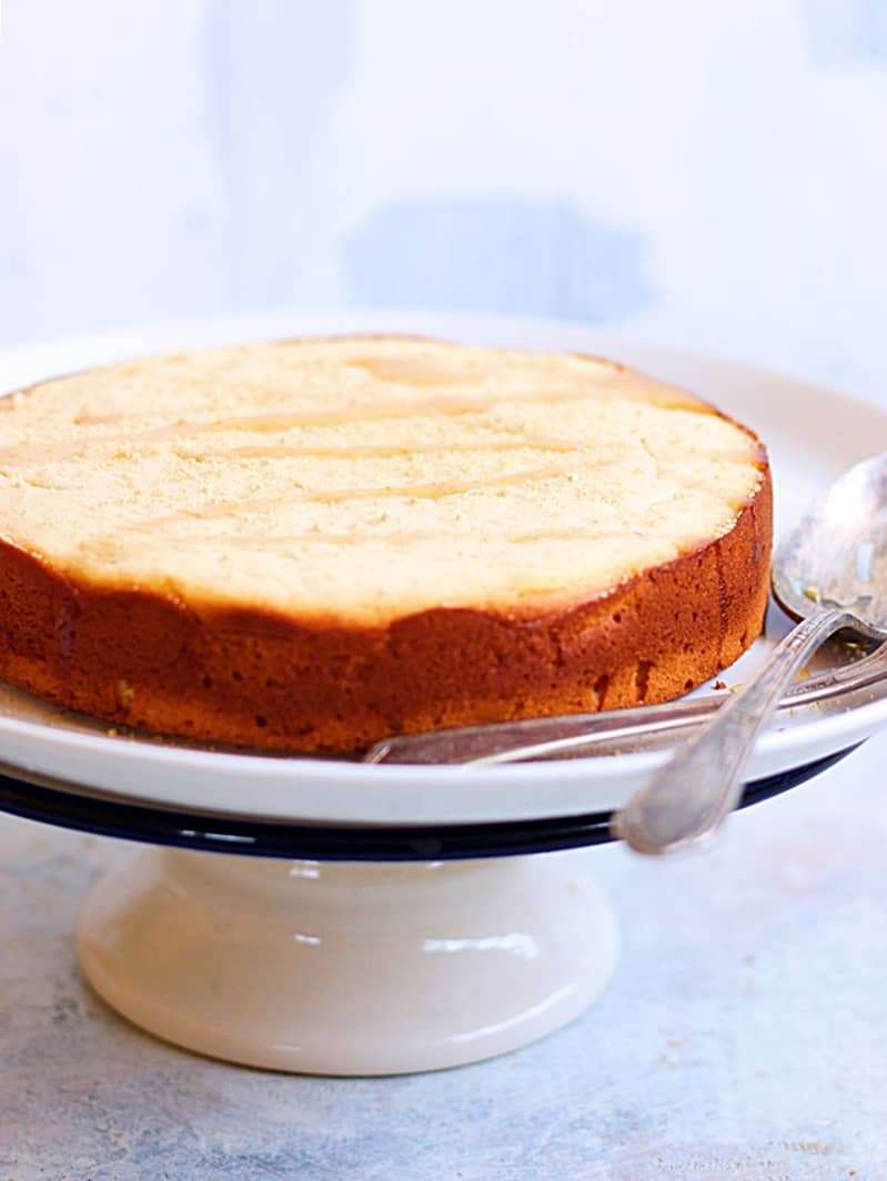 eggless whole wheat orange cake recipe d